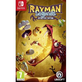 Jeu Rayman Legends Nintendo Switch