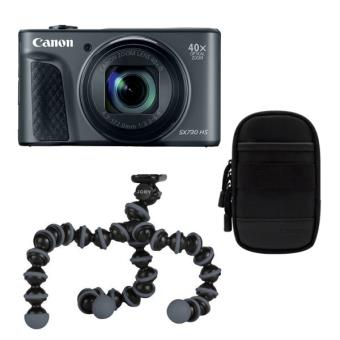CANON POWERSHOT SX730 TRAVEL KIT BLACK (SALES END MAY)