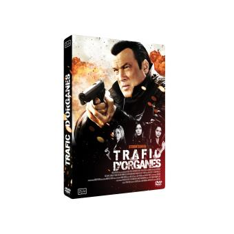 True JusticeTrafic d'organes DVD