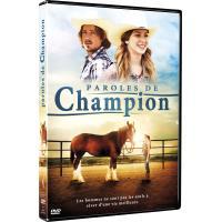 Paroles de champion DVD