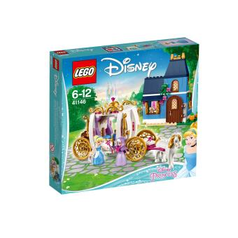 LEGO® Disney Princess™ 41146 La soirée magique de Cendrillon