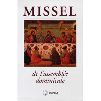 Missel de l'assemblée dominicale - Collectif