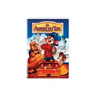 Fievel et le nouveau monde - DVD Zone 1