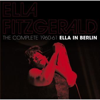 COMPLETE ELLA IN BERLIN 1960-1961/2CD