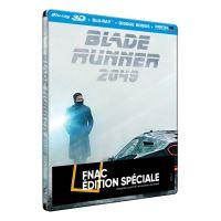 Blade Runner 2049 Steelbook Edition Spéciale Fnac Blu-ray 3D