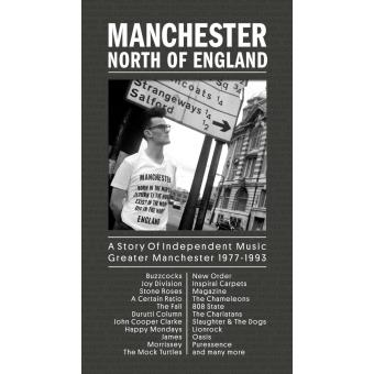 MANCHESTER: NORTH OF/7CD