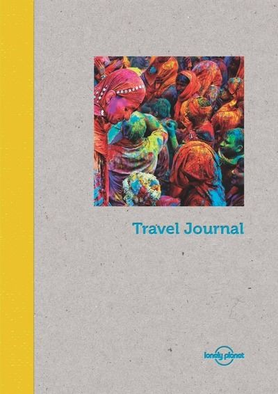 Lonely Planet Travel Journal 1ed -anglais-