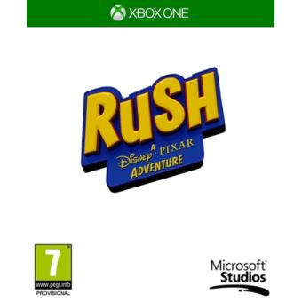 Rush - A Disney-Pixar Adventure MIX XONE