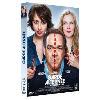 Garde alternée DVD