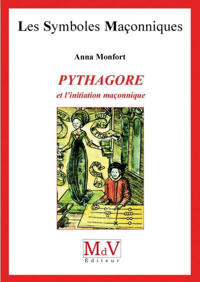 N.37 Pythagore et l'initiation maçonnique - 9782355992353 - 6,49 €