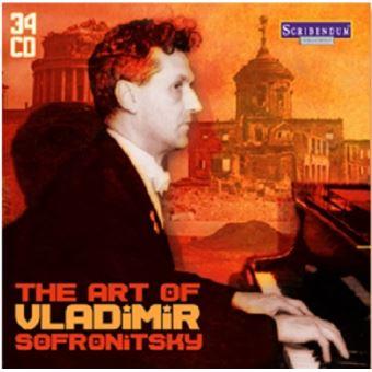 The Art Of Vladimir Sofronitsky