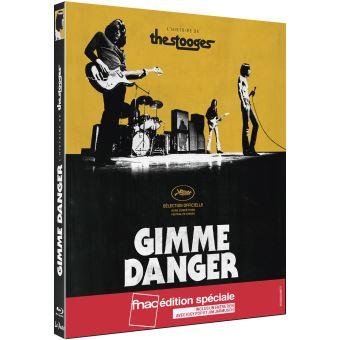 Gimme danger Edition spéciale Fnac DVD