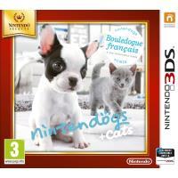 Nintendogs + Cats Bouledogue Français 3DS