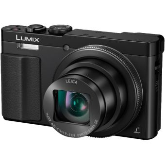 Panasonic Compact Camera TZ70 + SD-Kaart 8GB + Tas