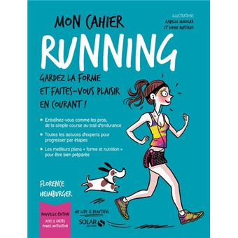 Mon cahier Running - NE avec 12 cartes Power Motivation