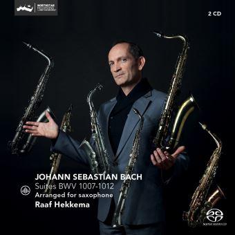 SUITES BWV 1007-1012/2CD