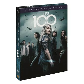 Les 100L'intégrale de la Saison 1 - 3 DVD