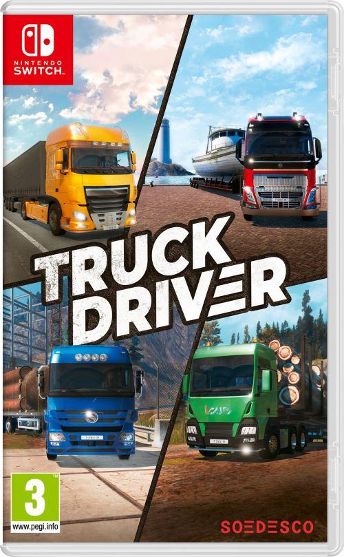Truck Driver Nintendo Switch