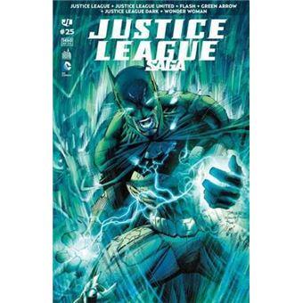 Justice league sagaJustice League Saga