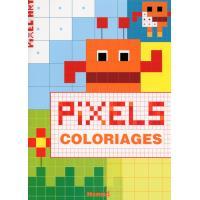Pixel Art Noel Cadeau.Pixel Art 6 à 9 Ans Activités Collection Pixel Art Fnac Com