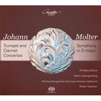 Konzerte für Trompete & Klarinette / Sinfonie D-Dur
