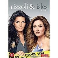 Rizzoli et Isles Saison 7 DVD