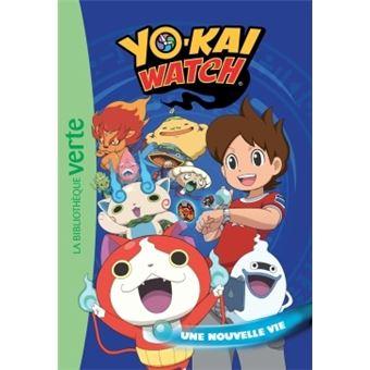 Yokaï WatchYo-kai Watch 01 - Une nouvelle vie