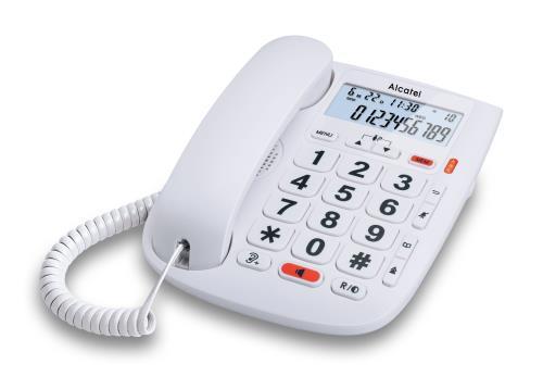 Alcatel TMax 20 Blanc