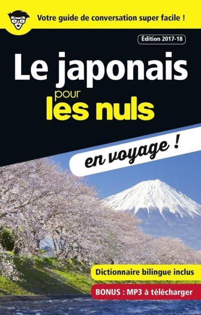 Le japonais pour les Nuls en voyage ! NE - 9782412027868 - 4,99 €