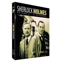 Sherlock Holmes Coffret intégral de la Saison 4 - Blu-Ray