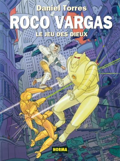 Roco Vargas T6 - Le Jeu des Dieux