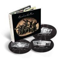 Band on the run deluxe edition- SHM-CD/inclus dvd/pochette carto