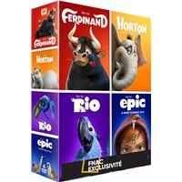 Coffret Ferdinand Horton Rio Epic Edition Fnac DVD
