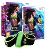 Zumba Fitness 2 + ceinture Wii - Nintendo Wii