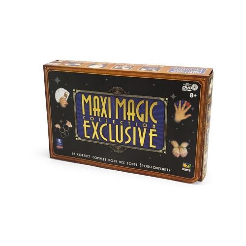Maxi Magic Collection Exclusive + DVD France Cartes
