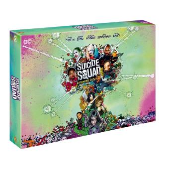 Suicide SquadSuicide Squad Coffret Edition Collector Steelbook Blu-ray 3D