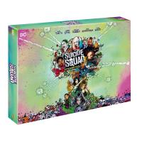 Suicide Squad Coffret Edition Collector Steelbook Blu-ray 3D