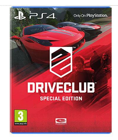 DriveClub Edition Spéciale PS4