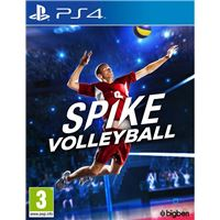 SPIKE VOLLEYBALL FRNL PS4