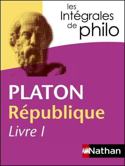 Intégrales de Philo - PLATON, République (Livre I) - 9782098140158 - 5,99 €