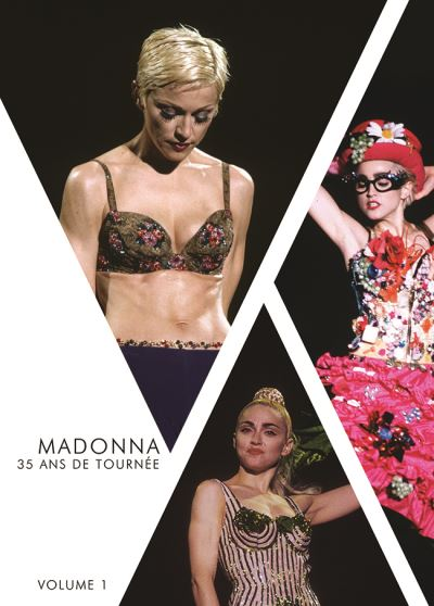 Madonna, 35 ans de tournée