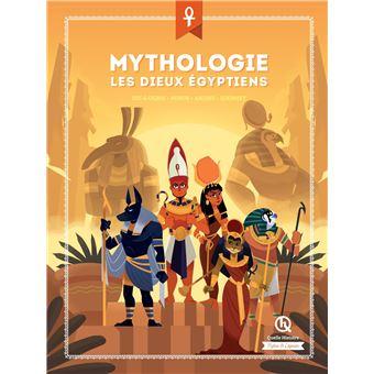 Mythologie Les Dieux Egyptiens
