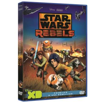 Star Wars Rebels, Prémices d'une rébellion DVD