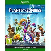 Plants vs. Zombies La Bataille de Neighborville Xbox One