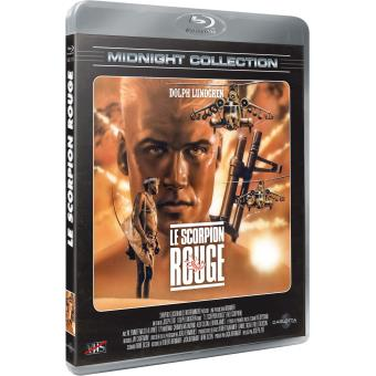 Le Scorpion rouge Blu-ray