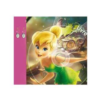 Fee Clochette Livre Avec Un Cd Audio La Fee Clochette Mon Petit Livre Cd Walt Disney Livre Cd Achat Livre Fnac
