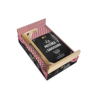 la potence saucissons bo te ou accessoire collectif livre tous les livres la fnac. Black Bedroom Furniture Sets. Home Design Ideas