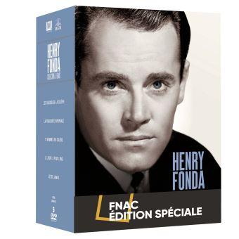 Coffret Henry Fonda 5 Films Edition Spéciale Fnac DVD