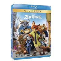 Zootopie Blu-ray