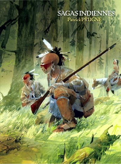 Sagas indiennes - Coffret Prugne